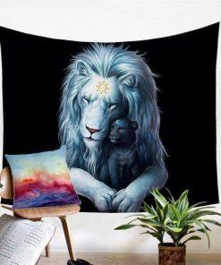 Löwenjunges Hintergrundbild