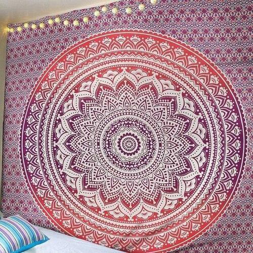 Günstige Mandala Wandbehang